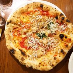ピザの名店「ラ・トリプレッタ」はランチだとお得!しらすのピザ「チチニエッリ」が最高です!