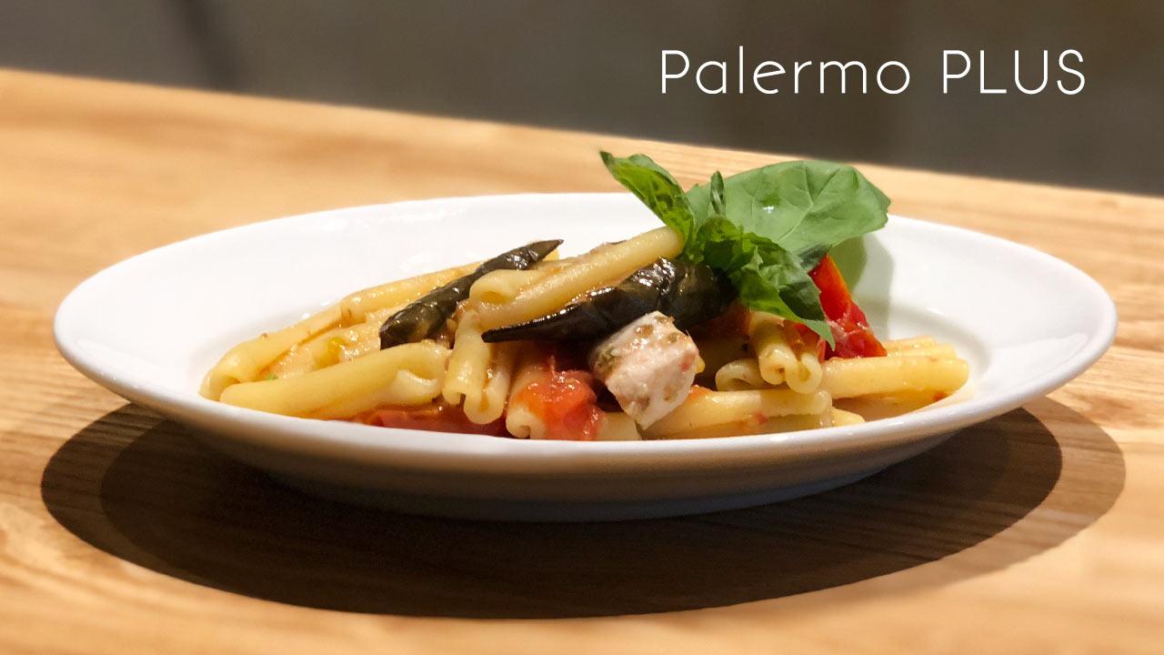 イタリアの屋台料理を楽しめる「Palermo PLUS(パレルモプラス)」でランチ!フリッタもパスタもおいしい!
