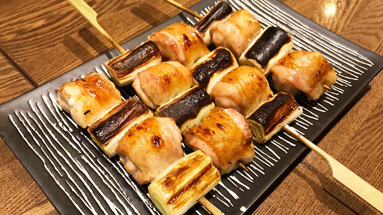焼き鳥屋「Shinori(シノリ)」の焼き鳥が感動するおいしさ!特にねぎまがすごい!