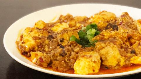 ウェイウェイズカフェの麻婆豆腐が本格的でうまいしランチがコスパ良すぎ!