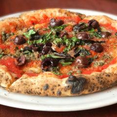 不動前「ベントエマーレ」でランチ!石窯焼きピザが絶品でした!
