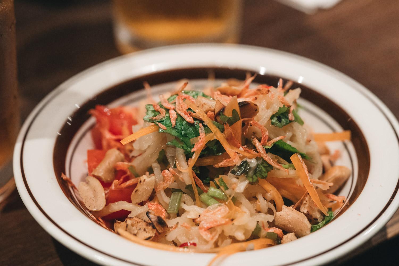 タイ風サラダ