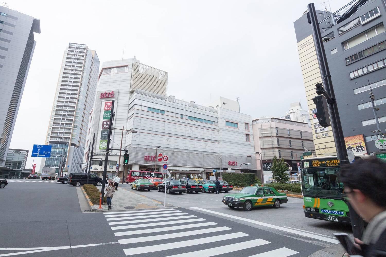 武蔵小山から目黒区役所までのアクセスを解説!バスと電車はどちらが早いのか。