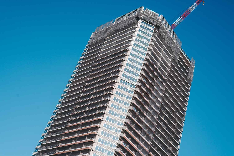武蔵小山駅徒歩1分のタワーマンション!「パークシティ武蔵小山 ザ タワー」は2020年1月完成予定