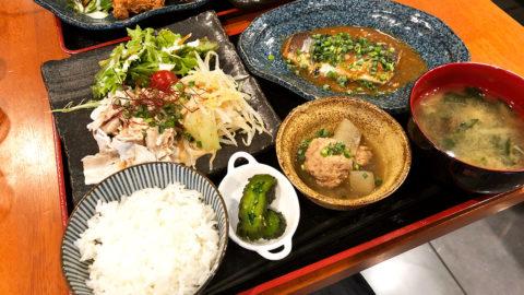西小山「DINING 禅」のランチが美味しくて安くてボリュームあって最高!