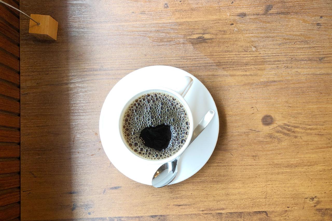 ダークローストブレンドコーヒー