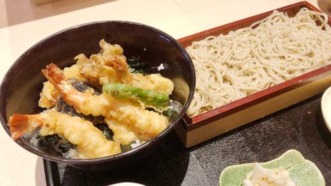 蕎麦割烹「くらた」の蕎麦も天ぷらも絶品!ランチならお値打ち価格でいただけます!