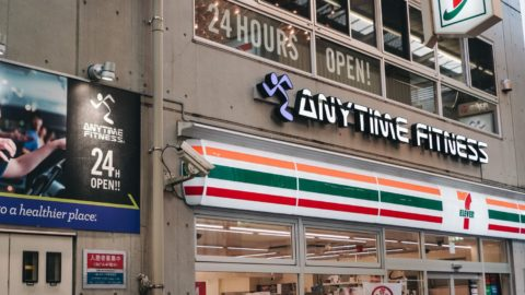 エニタイムフィットネス武蔵小山店の料金システムや場所、行き方など