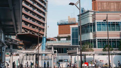 【2019年7月現在】パークシティ武蔵小山はどのくらい完成してる?現在の進捗状況報告