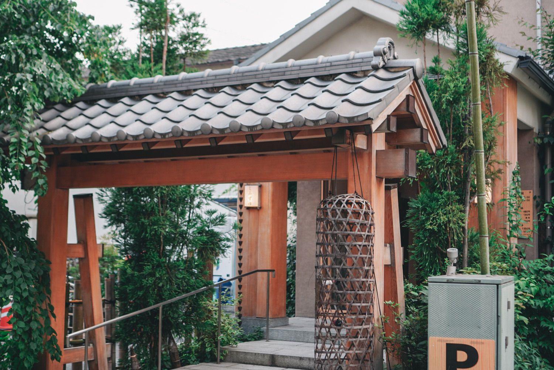 武蔵小山にある銭湯 清水湯