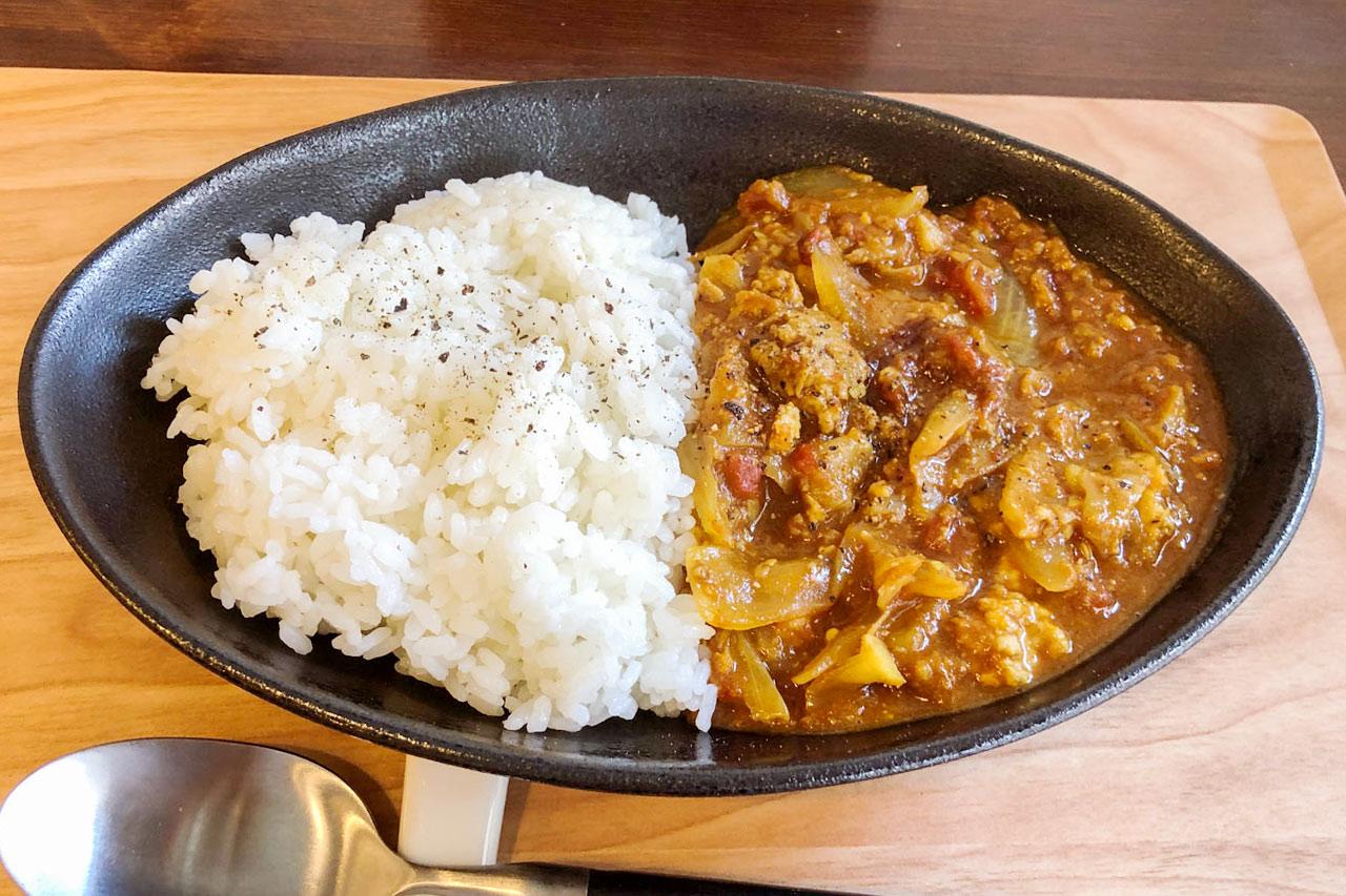 kenohiの自家製キーマカレー