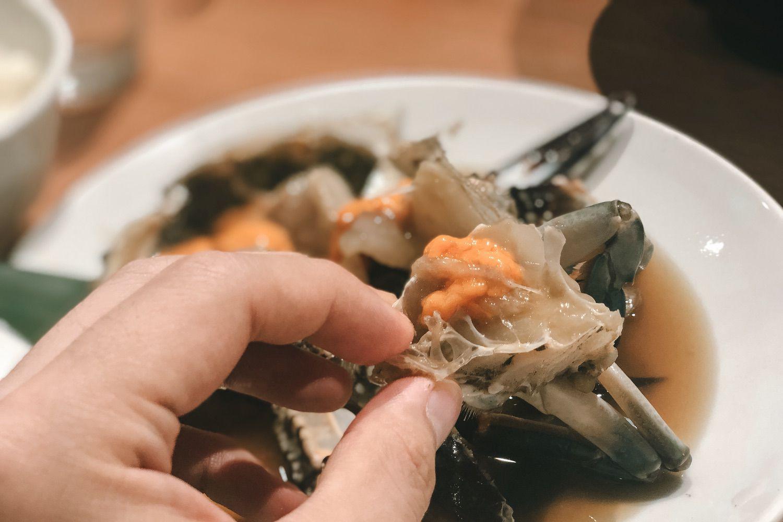 武蔵小山の「KollaBo(コラボ)」なら、ランチで高級カニ料理「カンジャンケジャン」がいただけます!