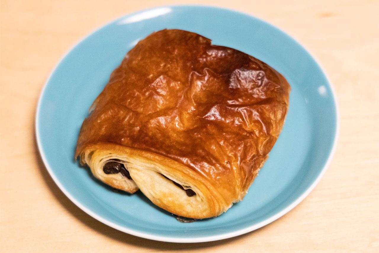 ブランジェリーオランジュのパンオショコラ