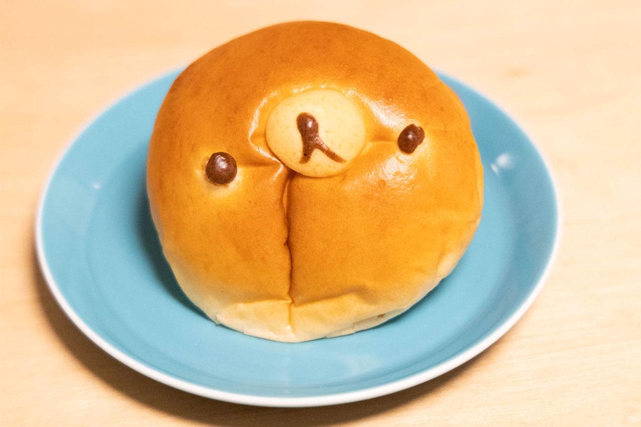 ブランジェリーオランジュのキャラクターパン