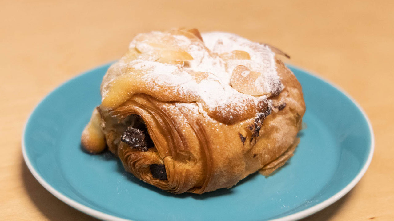 セル・オ・ブレ (Sel eau ble)のパンが美味しい!ショコラバナーヌが最高に好みです!