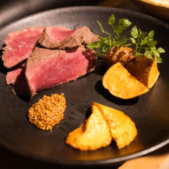 西小山のイタリアン「I LAUGH」のディナーは高級感があるのにお値打ち価格!