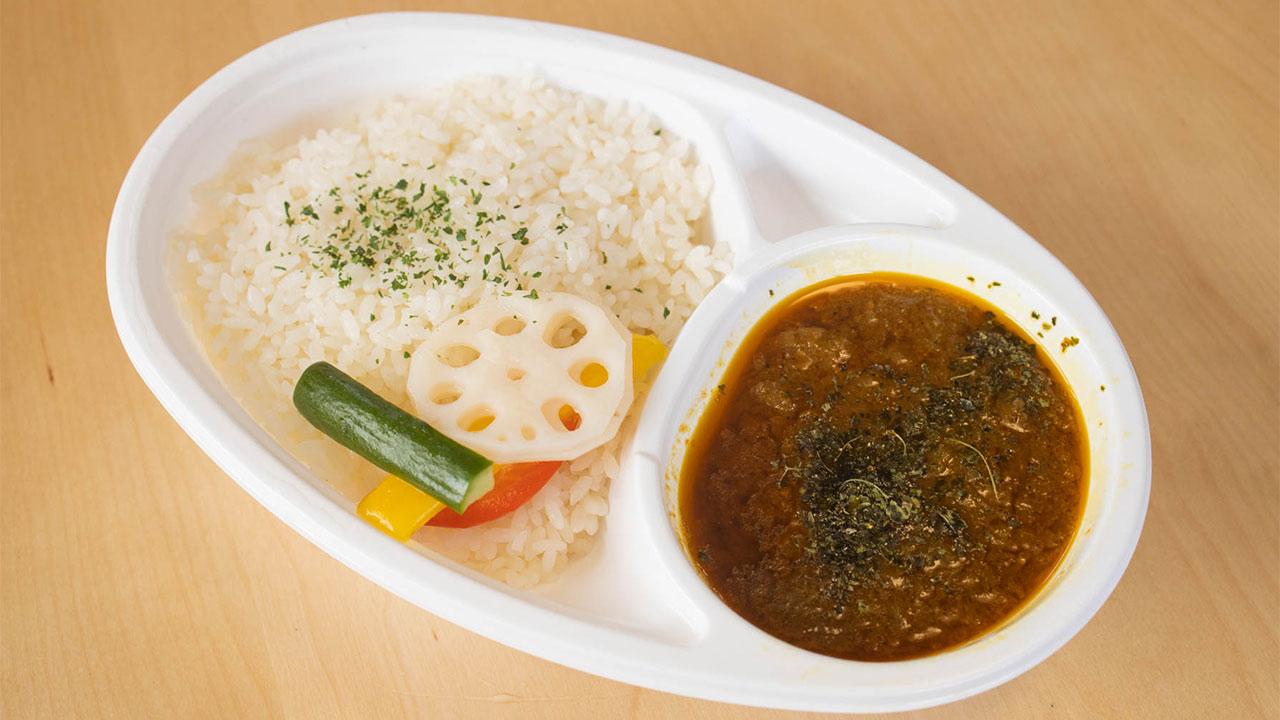 目黒本町のカフェ「SIC」のビーフカレーが専門店顔負けなくらいうまい!